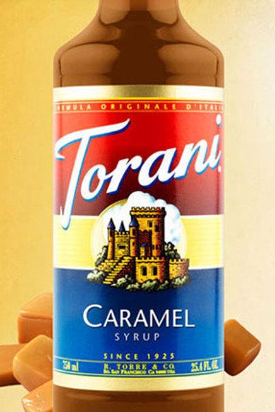 Torani Caramel Syrup