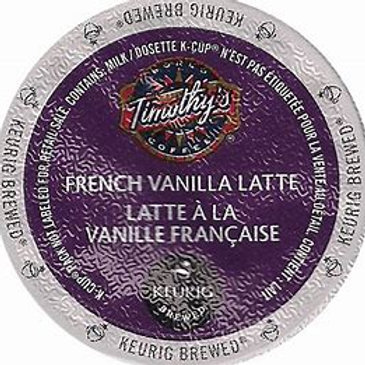 French Vanilla Latte   (24pk)