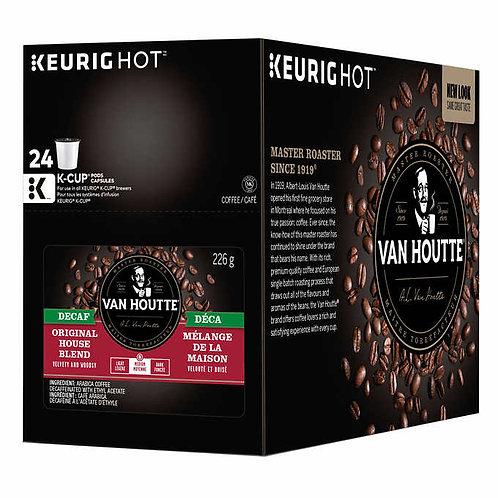 Van Houtte House Blend Decaf