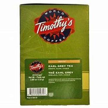Timothy's Earl Grey Tea (24pk)
