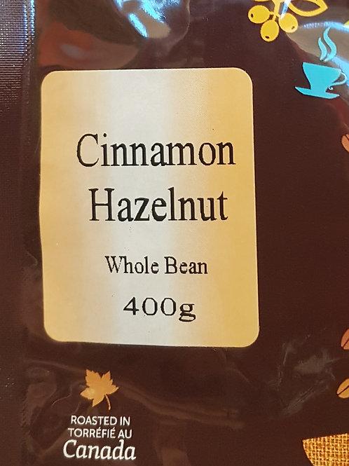 Cinnamon Hazelnut  (400g)