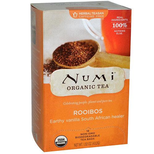 Numi Rooibos Tea (18pk)