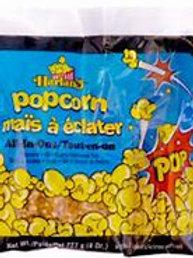 Harlan's Popcorn 24 X 10oz Packs