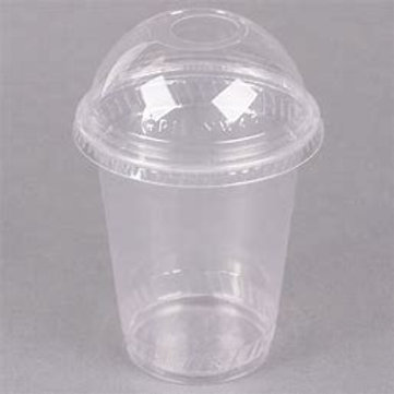 20oz  Clear Cups (slv 50 or a case of 1000)