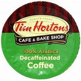 Tim Hortons Decaf  K-Cup