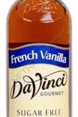 DaVinci Sugar Free French Vanilla
