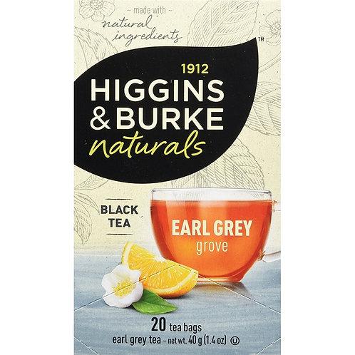 Higgins & Burke Earl Grey  (20pk)
