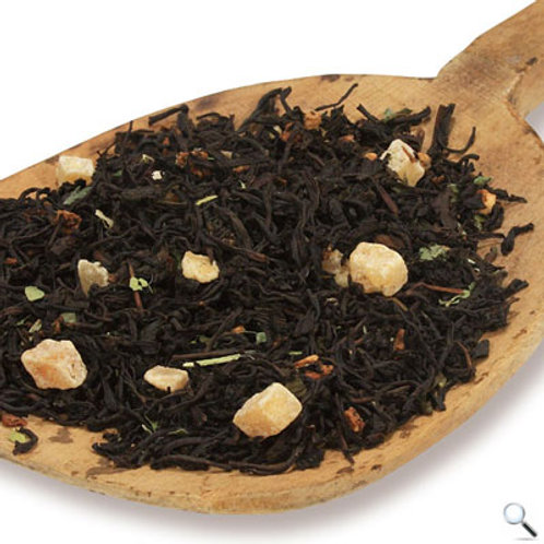 Strawberry Naturally Flavoured Black  Loose Tea