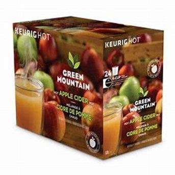 Green Mountian Apple Cider  (24pk)