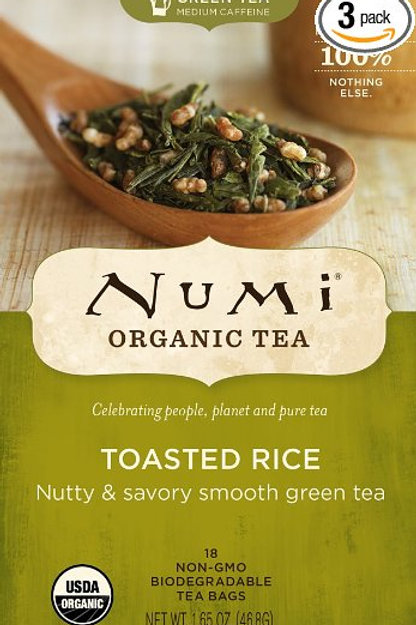 Numi Toasted Rice Tea (18pk)
