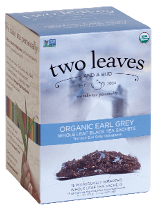 Two Leaves Earl Grey Tea (15pk)