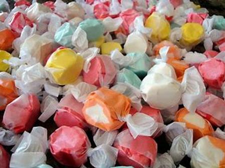 Salt Water Taffy  Candy (3lbs)