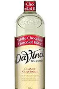 DaVinci white chocolate