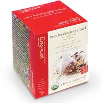 Two Leaves Pomi-Berry Tea (15pk)