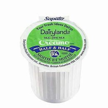 Dairyland 10% Creamer (Bag of 40 or Bag of 160