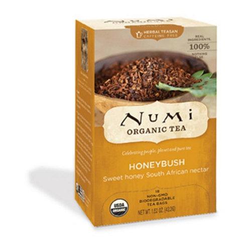 Numi Honeybush Tea (18pk)