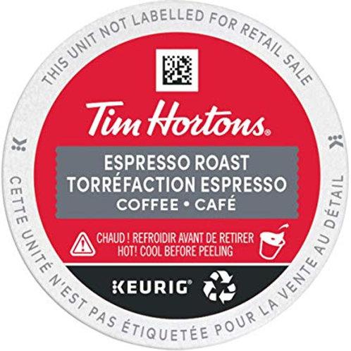 Tim Hortons Espresso Roast K-Cups (24pk)