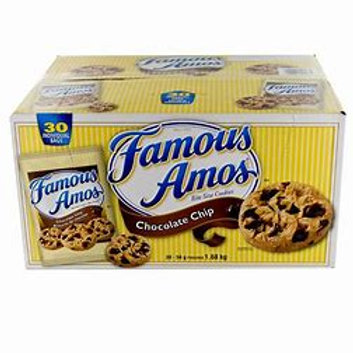 Famous Amos Cookies (30pk)