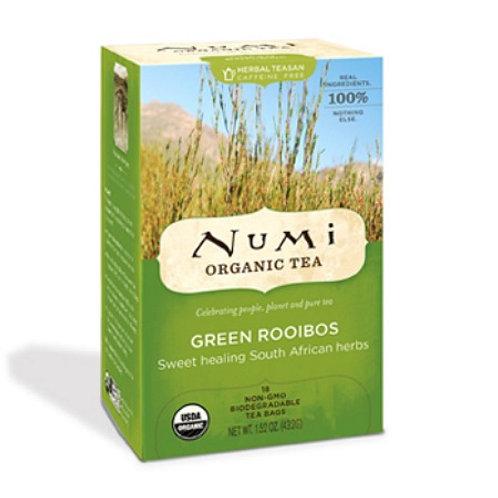 Green Rooibos Tea (18pk)