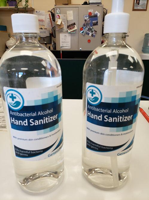 Hand Sanitizer, 1L