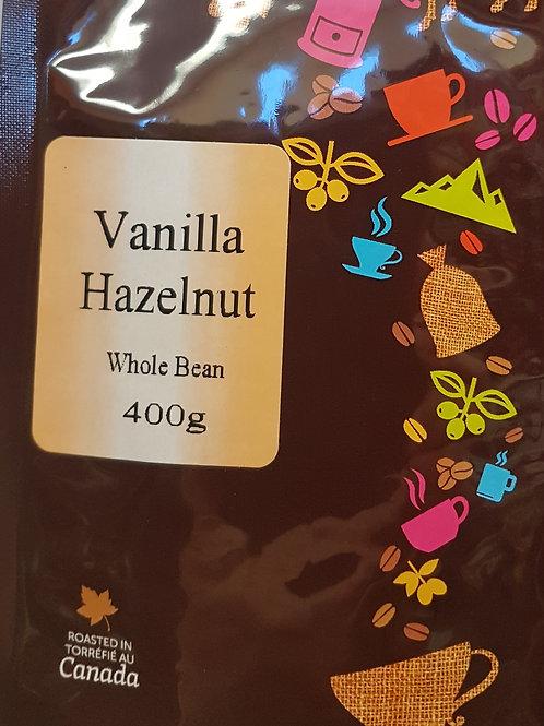 Vanilla Hazelnut   (400g)