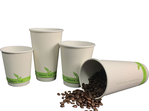 Green Century Double Wall Cups 12oz