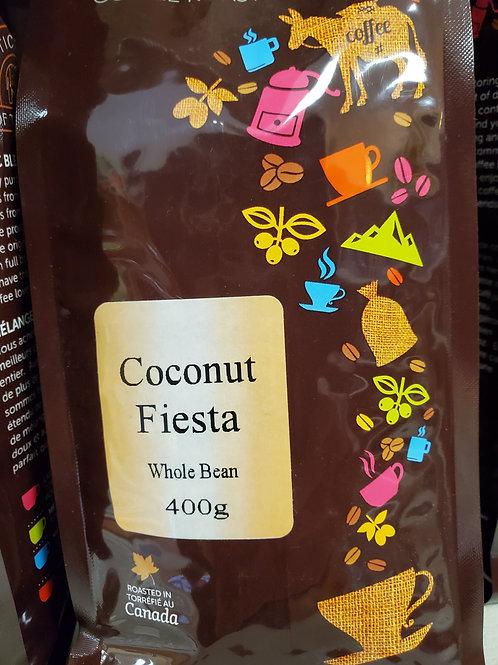 Coconut Fiesta (400g) Whole Bean