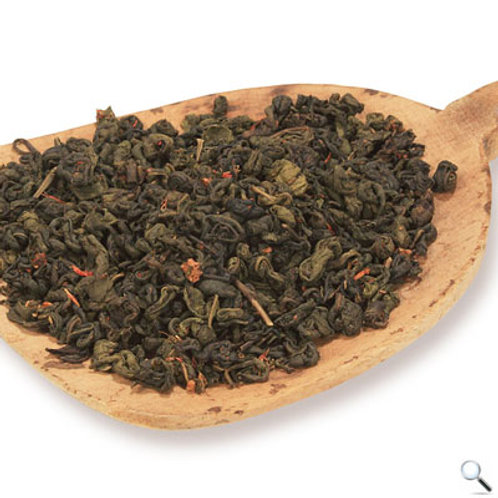 Strawberry Naturally Flavoured Green Loose Tea