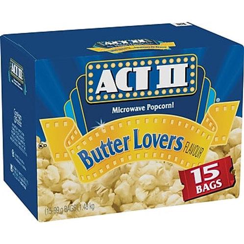 Act 11 Popcorn (15pk)