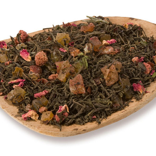 Arctic Raspberry Naturally  Favourites Black  Loose Tea