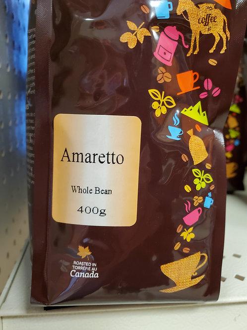 Amaretto (400g) Whole Bean