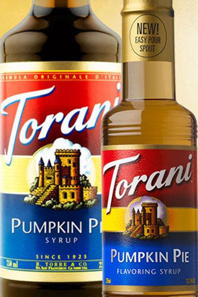 Torani Pumpkin Pie Syrup