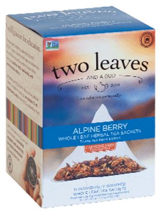 Two Leaves Alpine Berry Tea (15pk)