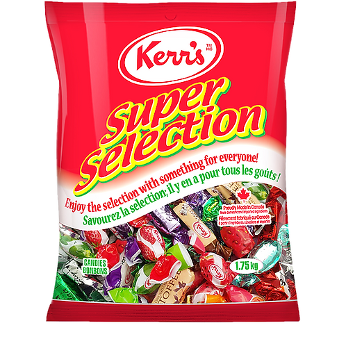 Kerrs Super Selection Candy 1.75kg