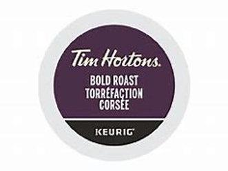 Tim Hortons Bold Roast  K-Cup