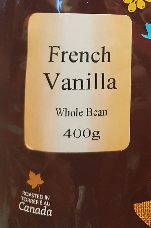 French Vanilla  (400g)