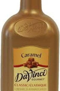DaVinci Carmel Sauce
