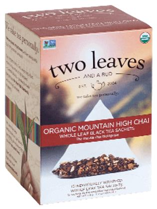 Two Leaves Mountain High Chai Tea (15pk)