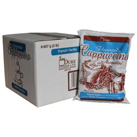 Dure French Vanilla  Cappuccino (2lb Bags)