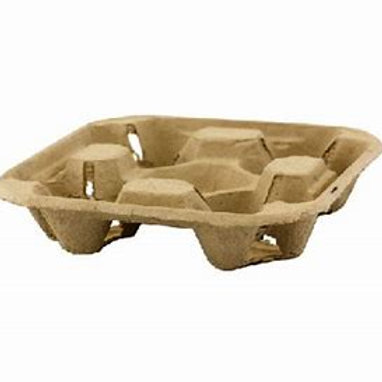 4 Cups Tray Holder
