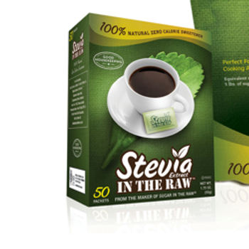 Stevia In the Raw (50pk envelopes)