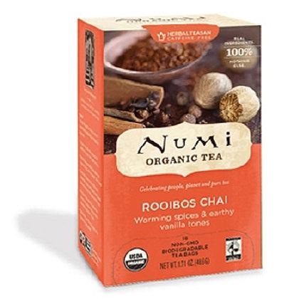 Numi Rooibos Chai Tea (18pk)