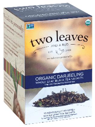 Two Leaves Darjeeling Tea (15pk)