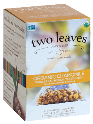 Two Leaves Chamomile Tea (15pk)