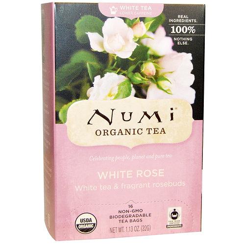 Numi White Rose Tea (18pk)