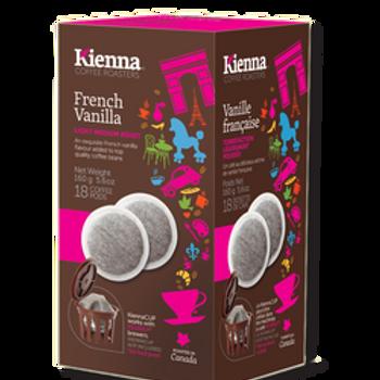 French Vanilla Pod (18pk)