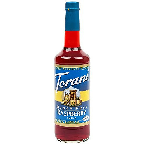 Torani Sugar Free Raspberry   Syrup