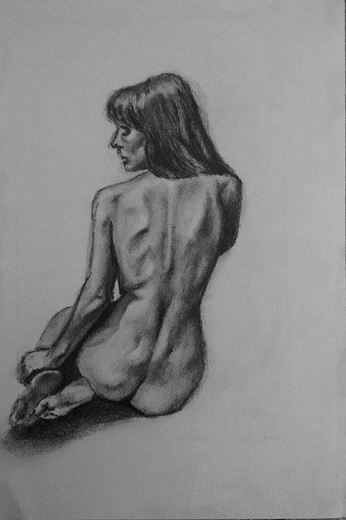 Figurative Nude Female - A5