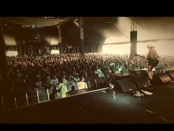 Isle Of Wight Festival - Big Top stage