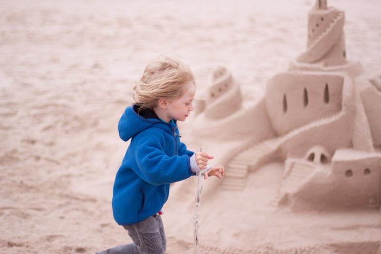 Concours de châteaux de sable